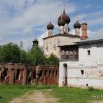 Борисоглебский монастырь и Свято-Троицкий Сергиев Варницкий монастырь, Ростов Великий