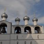 Ростов Великий: дорога из Москвы, Спасо-Яковлевский Димитриев монастырь, озеро Неро