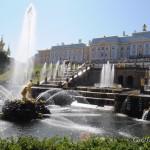 Петергоф – царство фонтанов в великолепном парке