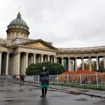 Достопримечательности Санкт-Петербурга: Казанский собор