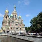 Достопримечательности Санкт-Петербурга: храм Спаса на Крови