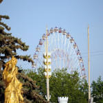 Колесо обозрения на ВВЦ (ВДНХ) в Москве. Полезная информация, стоимость, отзыв