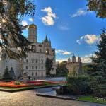 Московский Кремль: Оружейная палата и ансамбль Соборной площади. Наш отзыв