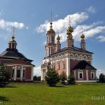 Суздаль, Михали: три красивые церкви, покой и умиротворение!