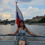 Прогулка на речном трамвайчике по Москве от Киевского вокзала: расписание, цены и наш отзыв