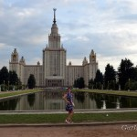 Пешеходные маршруты по Москве: от МГУ до Храма Христа Спасителя
